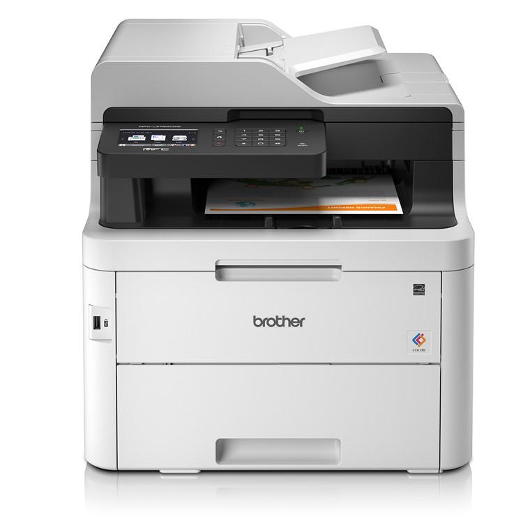 Brother MFC-L3750CDW LED color laser printer all-in-1