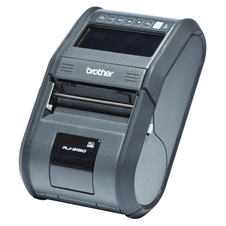 Brother Mobile printer RJ-3150 Wi--Fi and Bluetooth