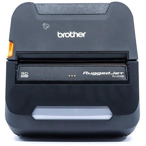 Brother Mobile printer RJ-4230B prnt 4IN BT