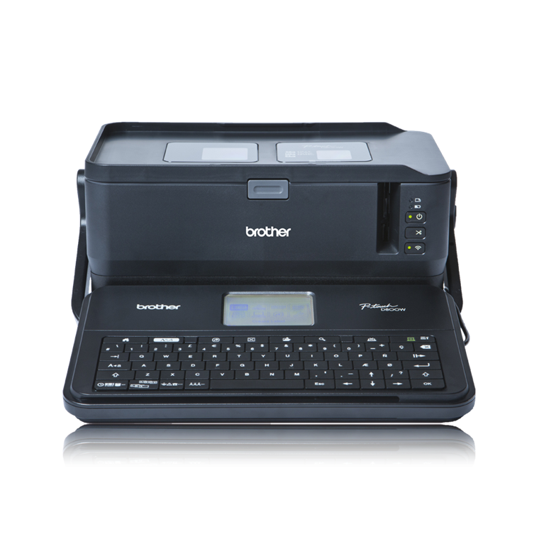 Brother PT-D800W - Professionel labelprinter