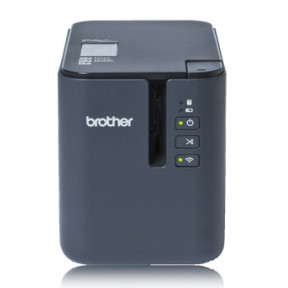 Brother PT-P900W - Hurtig professionel labelprinter med WiFi