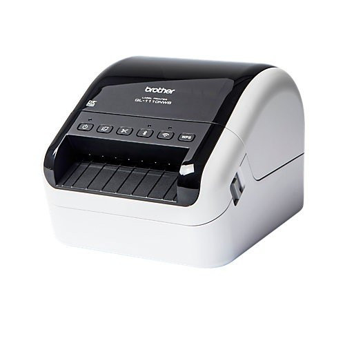 Brother QL-1110N address network label printer