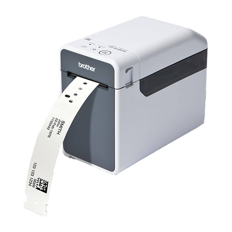 Brother TD-2130NHC network patient ID label printer