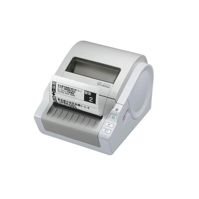 Brother TD-4000 - Labelprinter op til 102 mm