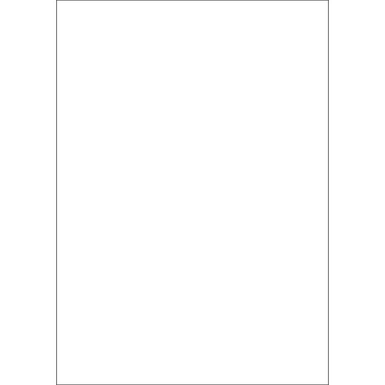 Büngers Cardboard 50x70 300gr white
