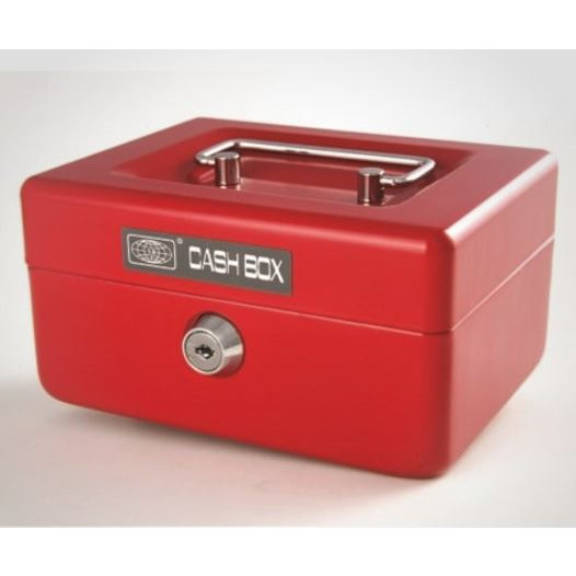 Büngers Cash box 701 15x12x8cm red
