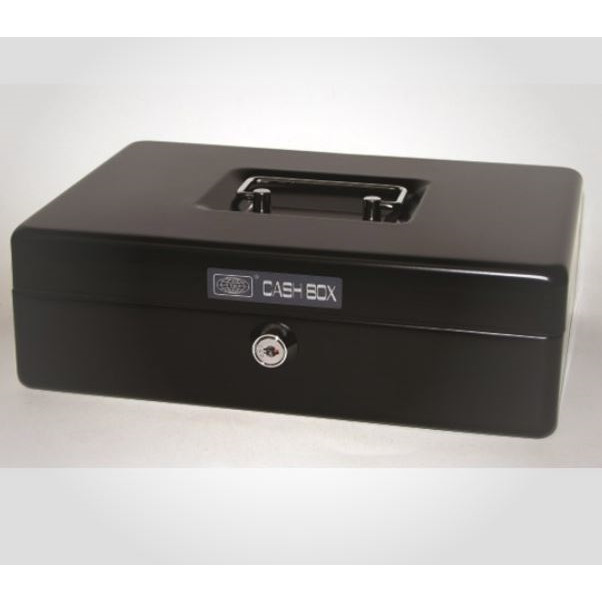 Büngers Cash box 703 25x18x8cm black