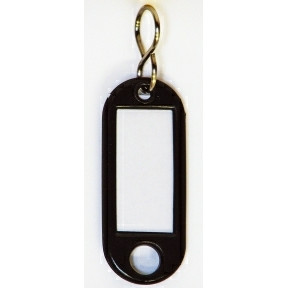Büngers Key tag black