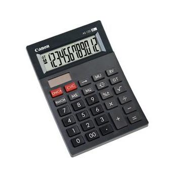 Canon AS-120 desk display calculator