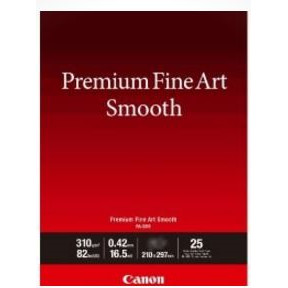 Canon - A2 FA-SM1 FineArt Premium Smooth - 25 ark