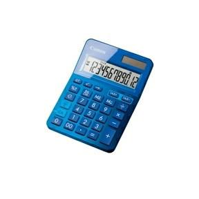 Canon LS-123K-MBL pocket calculator Blue