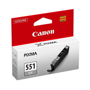 Canon CLI-551 grey ink tank
