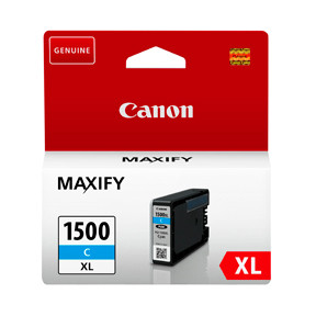 Canon PGI-1500XL ink cartridge cyan