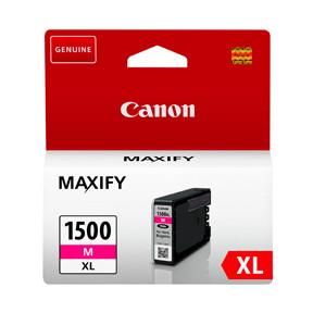 Canon PGI-1500XL ink cartridge magenta