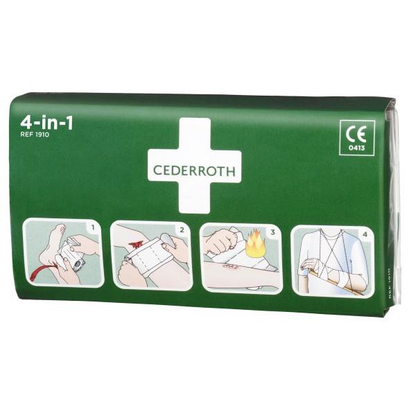 Cederroth  4-in-1 Blodstoppere