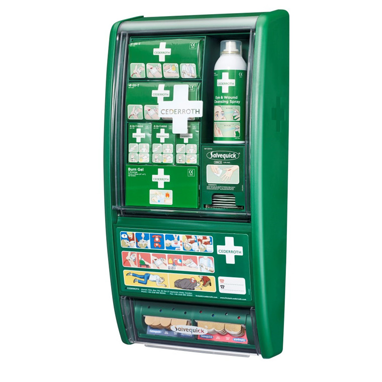 Cederroth First Aid Station - Førstehjælpsstation