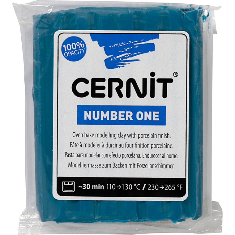Cernit duck blue (230) - 56 gram