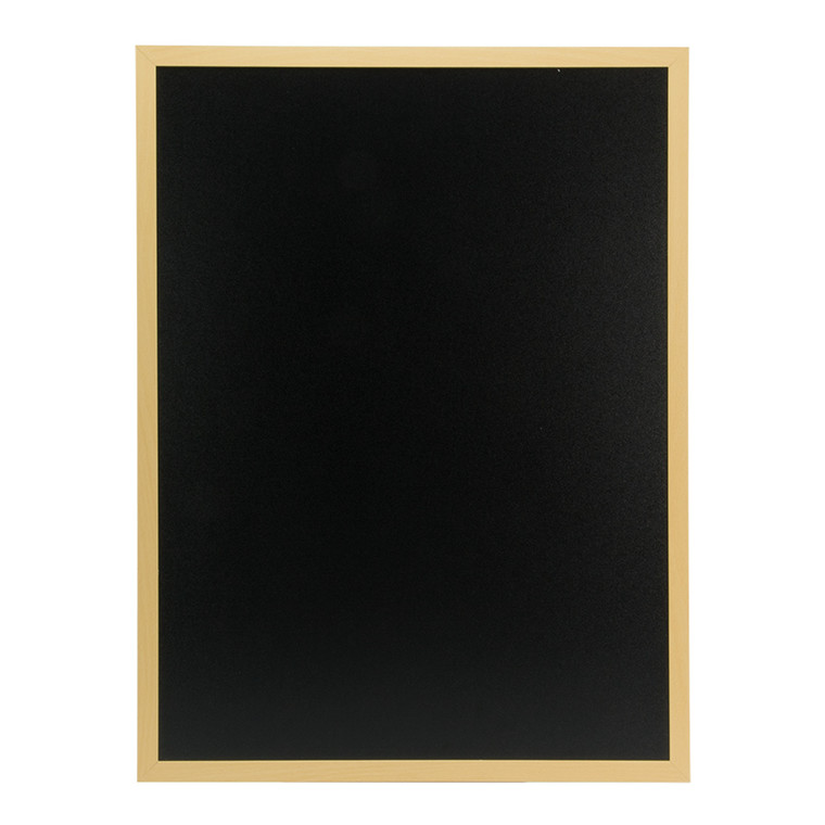 Chalkboard Securit Woody natur 60x80cm