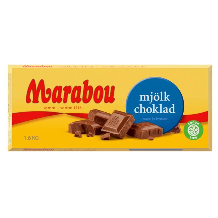Chokolade, Marabou,