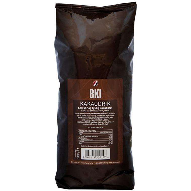 Chokoladedrik, BKI, 1.000 g
