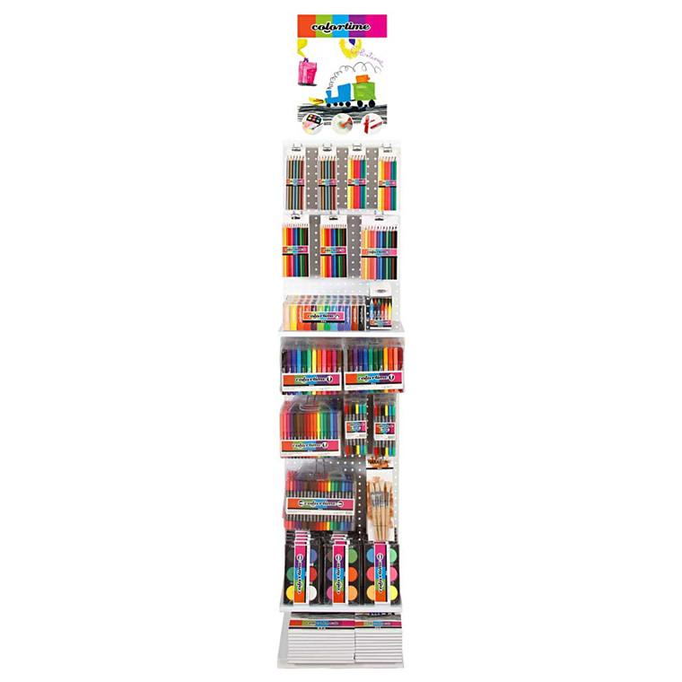 Colortime tegneredskaber, ekskl. inventar, 202salgsenheder