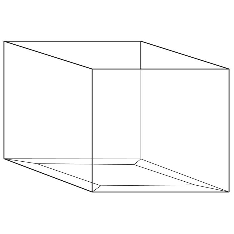 Containersvøb 22 - 1 Bølge - 780 x 580 x 700/85 mm