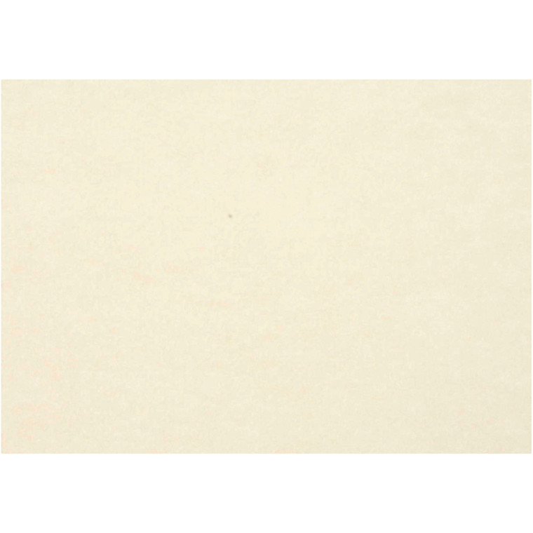 Creativ papir, A4 210x297 mm, 80 g, creme, 20ark