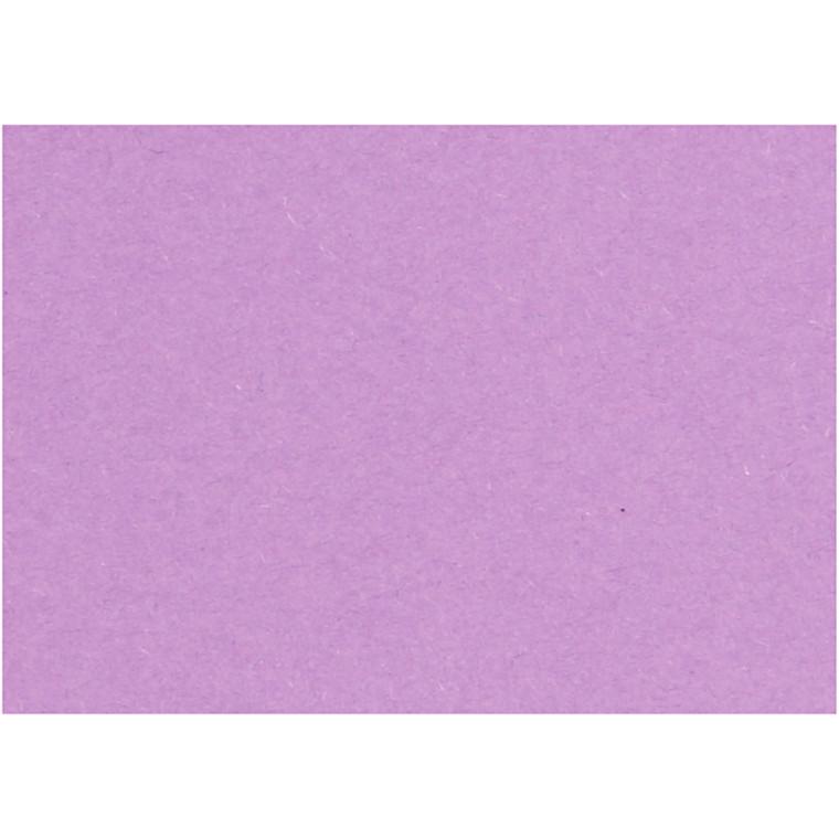 Creativ papir, A4 210x297 mm, 80 g, lilla, 20ark