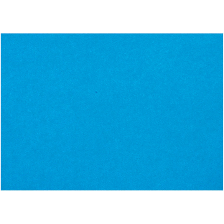 Creativ papir, A4 21x30 cm, 80 g, blå, , 25ark