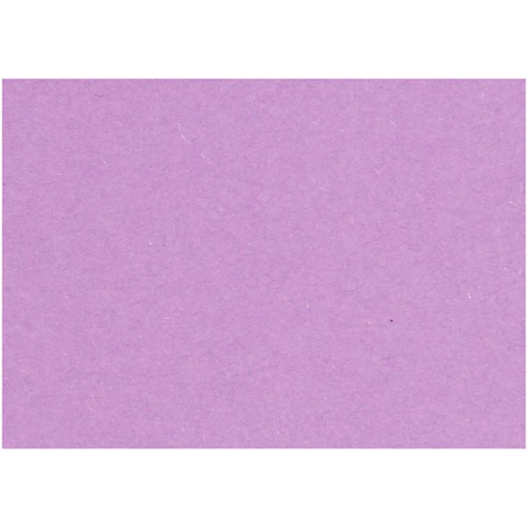 Creativ papir, A4 21x30 cm, 80 g, lilla, , 25ark
