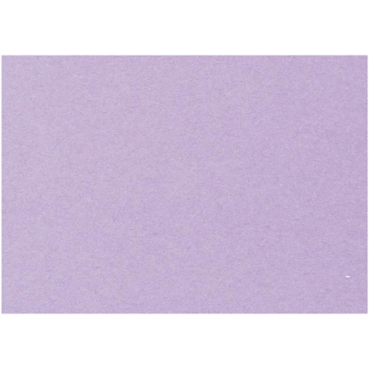 Creativ papir, A4 21x30 cm, 80 g, lys lilla, 500ark