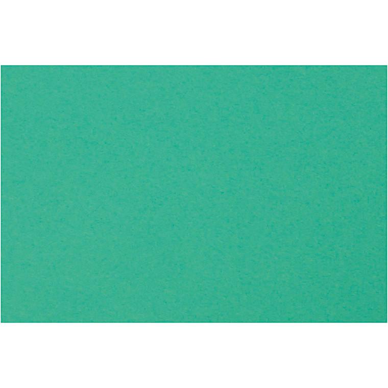 Creativ papir, A4 21x30 cm, 80 g, mørk grøn, , 500ark