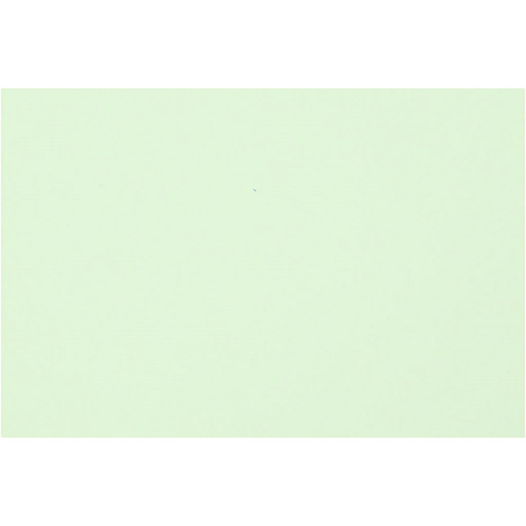 Creativ papir, A4 21x30 cm, 80 g, pastelgrøn, , 500ark