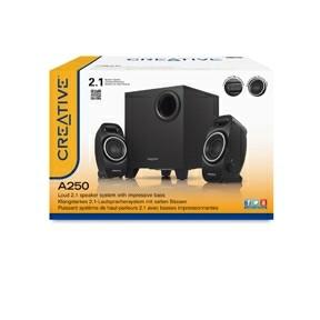 Creative A250 2.1 Speaker Black
