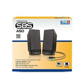 Creative A50 2.0 Speaker Black