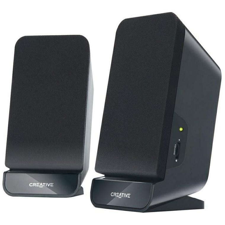 Creative A60 2.0 Speaker Black