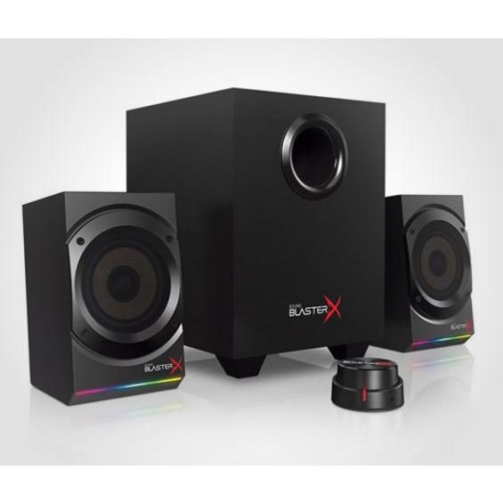 Creative BlasterX Kratos S5 PC Speaker Black