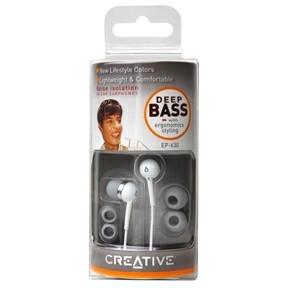 Creative EP630 In-Ear White