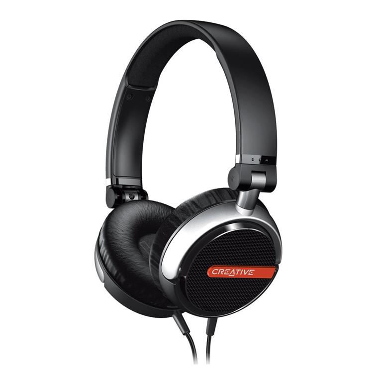 Creative Headset Flex Black