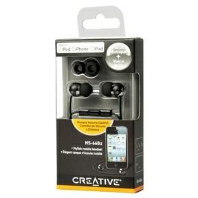 Creative HS660I2 In-Ear Black