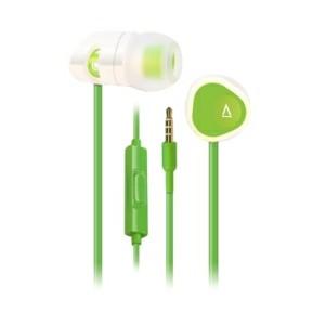 Creative MA200 In-Ear White/Green (iPhone kompatibel)