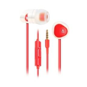 Creative MA200 In-Ear White/Red (iPhone kompatibel)