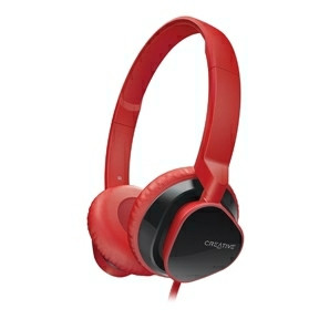 Creative MA2300 Over-Ear red