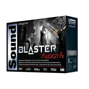 Creative Sound Blaster Audigy Fx