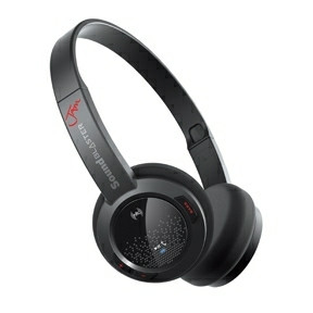 Creative Sound Blaster JAM Over-Ear Bluetooth black