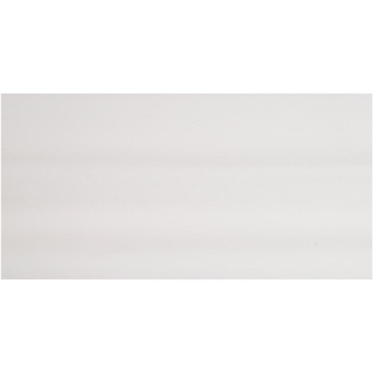 Crepepapir hvid 50 x 250 cm | 10 læg