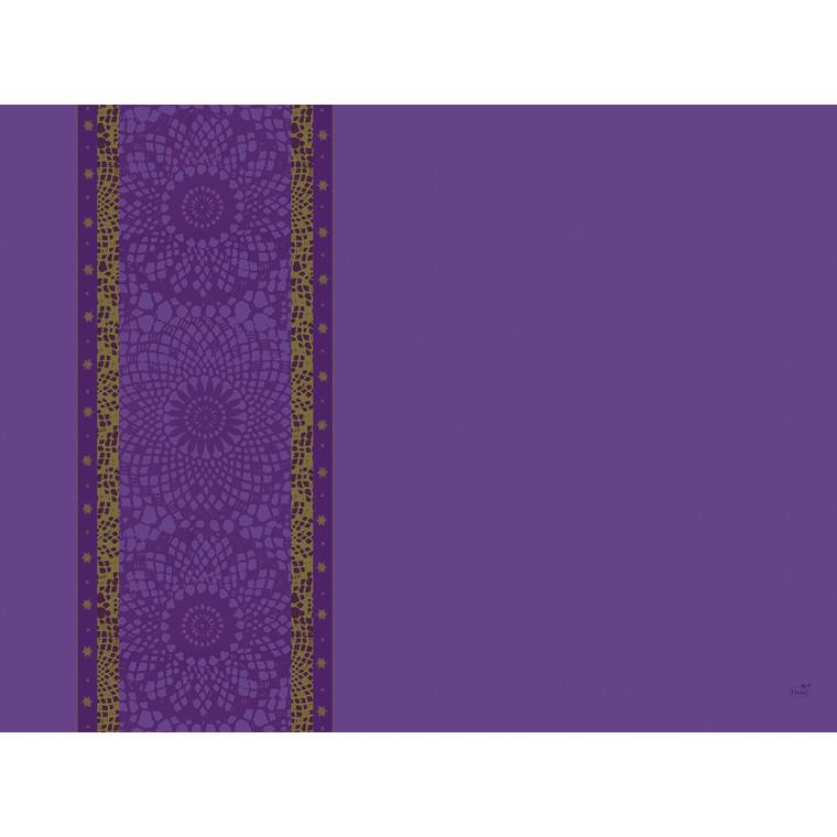 Dækkeservietter Dunicel 30 x 40 cm festive charme velvet - 100 stk