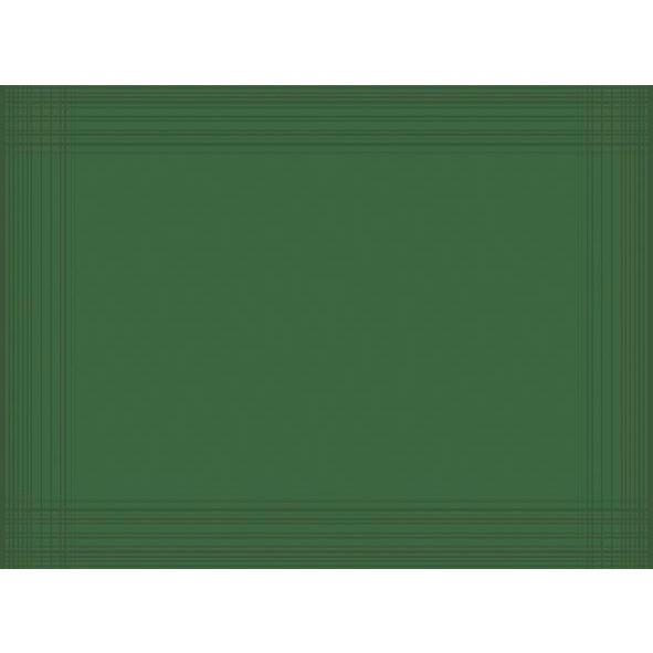 Dækkeservietter Dunicel Duni mørkegrøn 30 x 40 cm - 100 stk