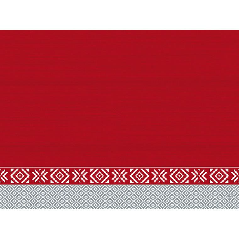 Dækkeservietter papir 30 x 40 cm Winter feeling - 250 stk