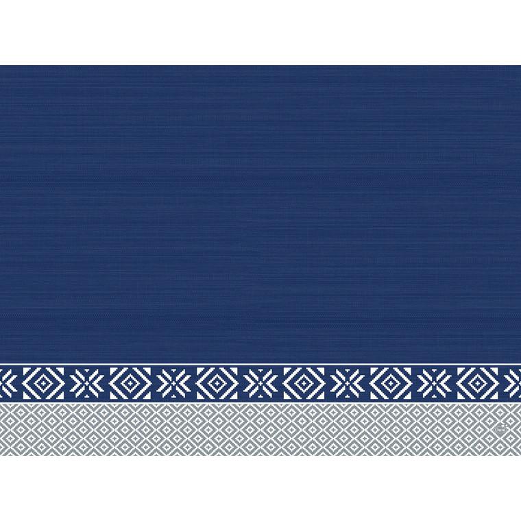 Dækkeservietter papir 30 x 40 cm Winter feeling blue - 250 stk